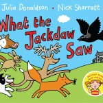 What the jackdaw saw FRONT COVER